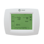 Trane XL800 Programmable Thermostat
