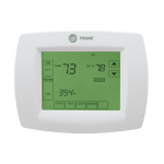 Trane XL803 Programmable Thermostat